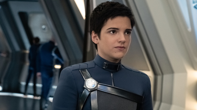 """Discovery 'Episode 303 with 13 new films """"People of Earth"""" - Trekmovie.com"""