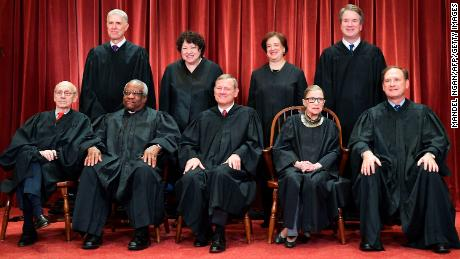 Supreme Court decision to allow Wisconsin vote during the epidemic & # 39;  Mind boggling, & # 39;  Ginsburg said