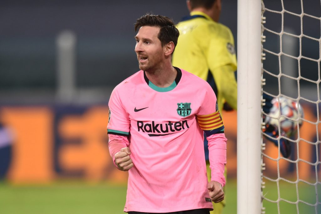 Juventus respond to Barcelona tweet after the Catalans had choked on fun at Cristiano Ronaldo, claiming that Lionel Messi was the real 'GOAT' after the Champions League victory.