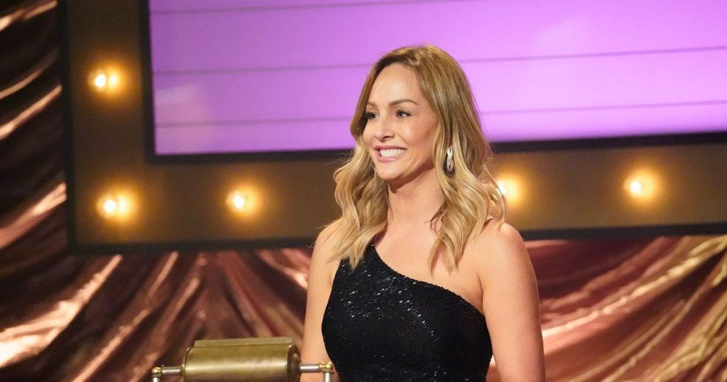 Why did Claire leave 'Bachelorette'?  ABC Exec reveals the truth.