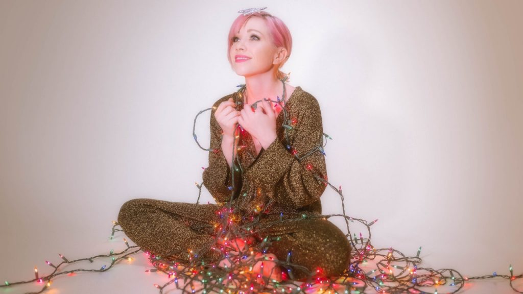 """Carly Ray Jepsen shares new song """"It's Not Christmas Someone Cries"""": Listen"""