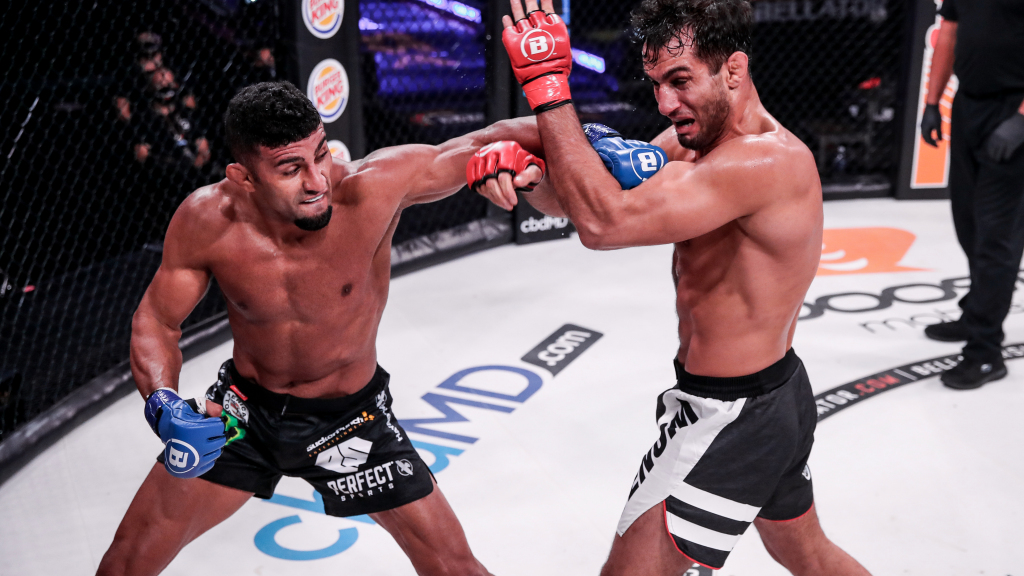 Douglas Lima reflects on the title loss to Gegard Moussasi
