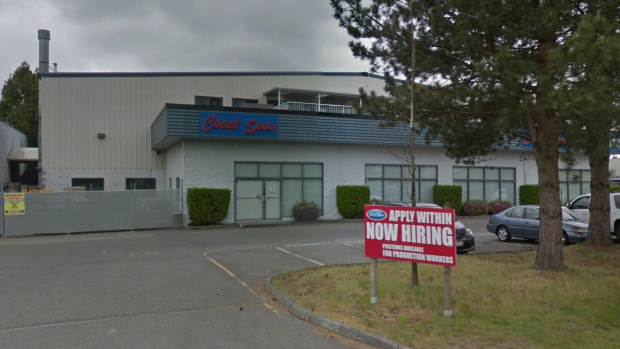 4 new coronavirus outbreaks in BC, including 2 in private businesses