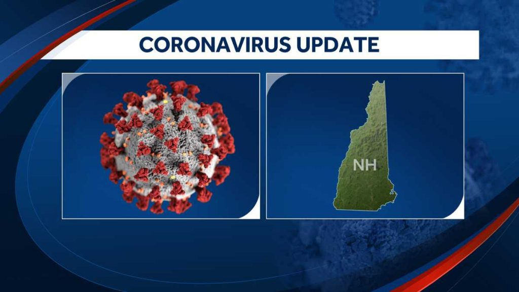 5 new COVID-19 deaths announced in New Hampshire;  123 new cases have been confirmed