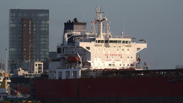 7 Suspected tanker captured for hijacking after UK commando attack