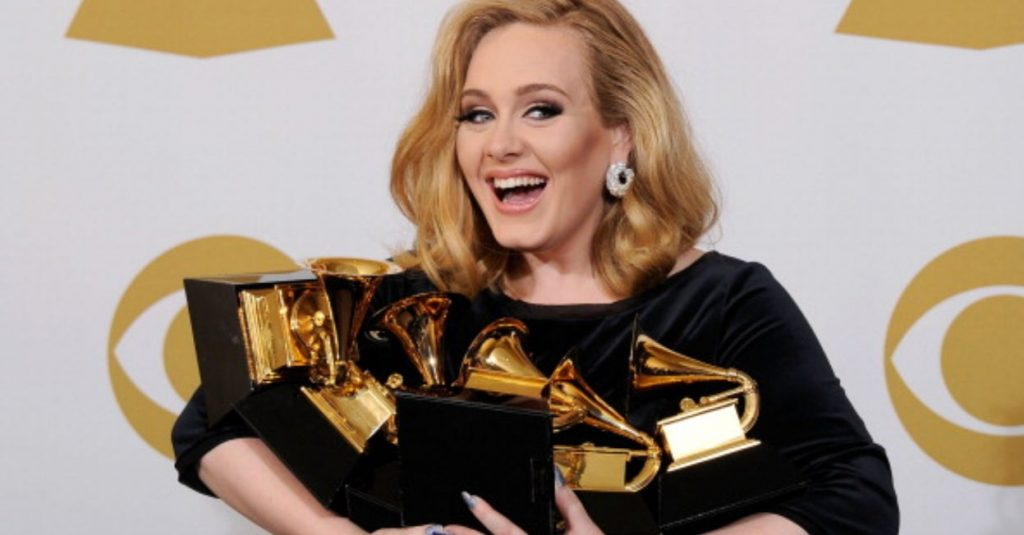 Adele is hosting ESNL and she is very excited