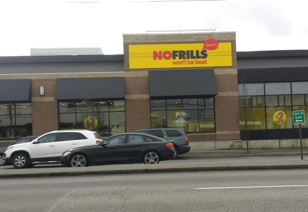 An employee at the No Frills store in Vancouver tests positive for COVID-19