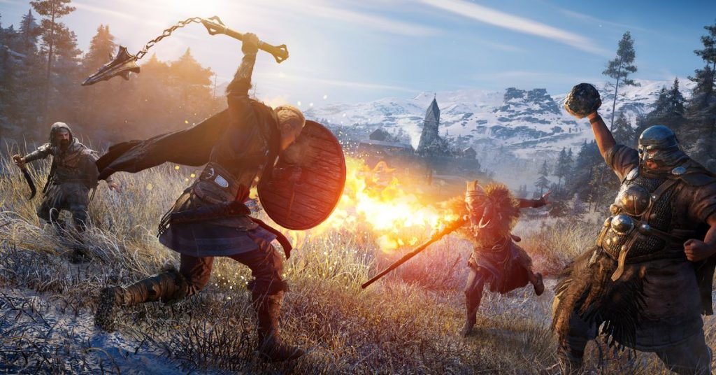 Assassin's Creed Valhalla and other Ubisoft games get cross progress