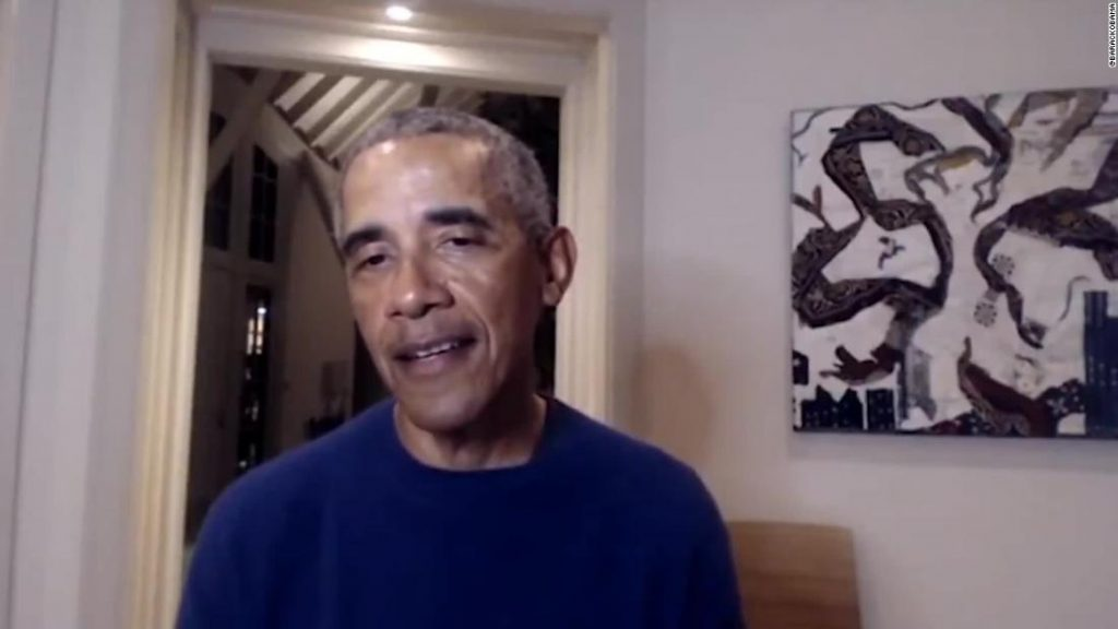 Barack Obama wants Trump to 'recover quickly' after being diagnosed with coronavirus