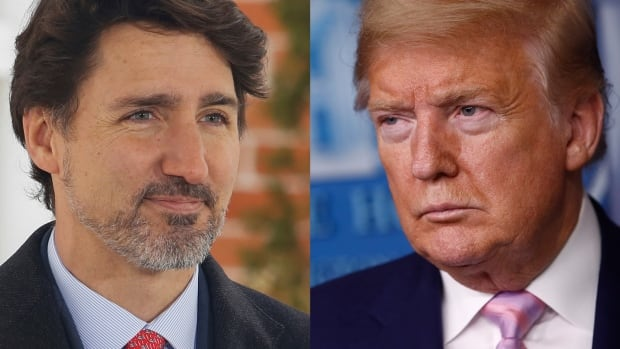 Canadian politicians send good messages to Trump after testing positive for coronavirus
