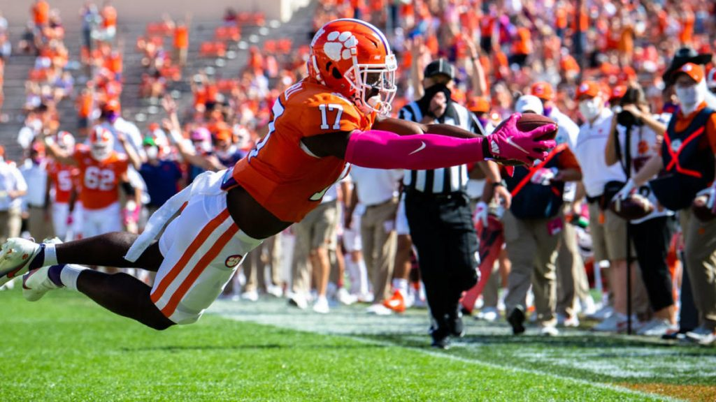 College Football Scores, NCAA Top 25 Rankings, Schedule, Today's Games: Clemson, Oklahoma Early