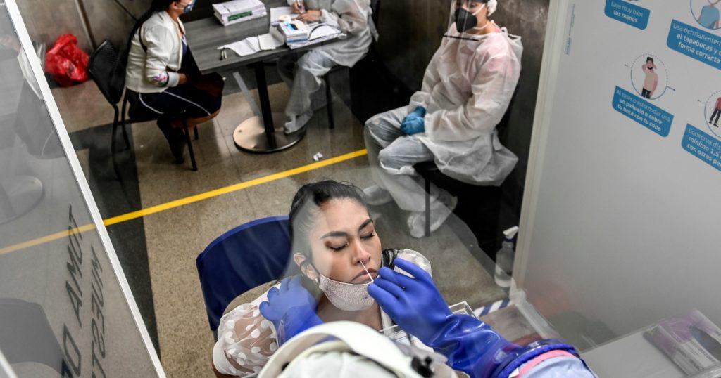 Colombia surpasses 1 million COVID-19 cases |  Latin America
