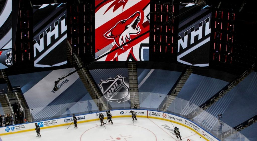 Coyotes is charged with assaulting a disabled black teen