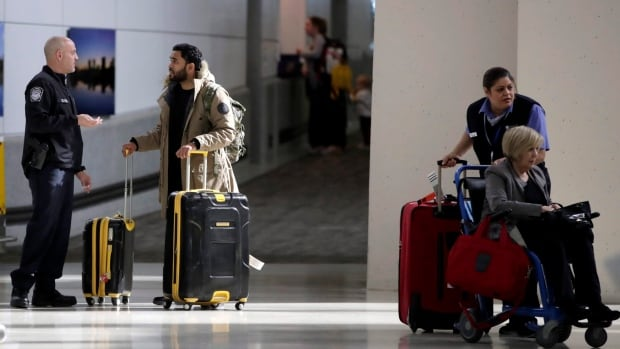 EU removes Canadians from the list of approved travelers due to COVID-19