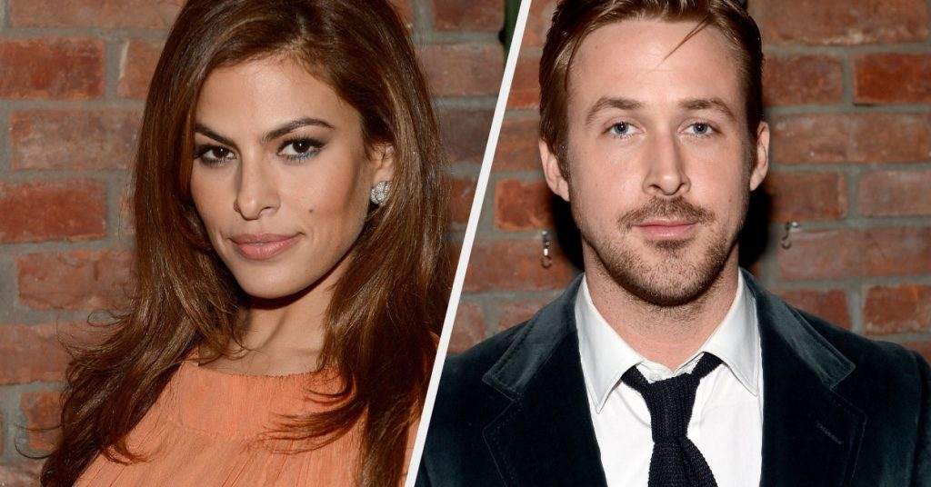Eva Mendes shuts down an obscene comment about Ryan Gosling