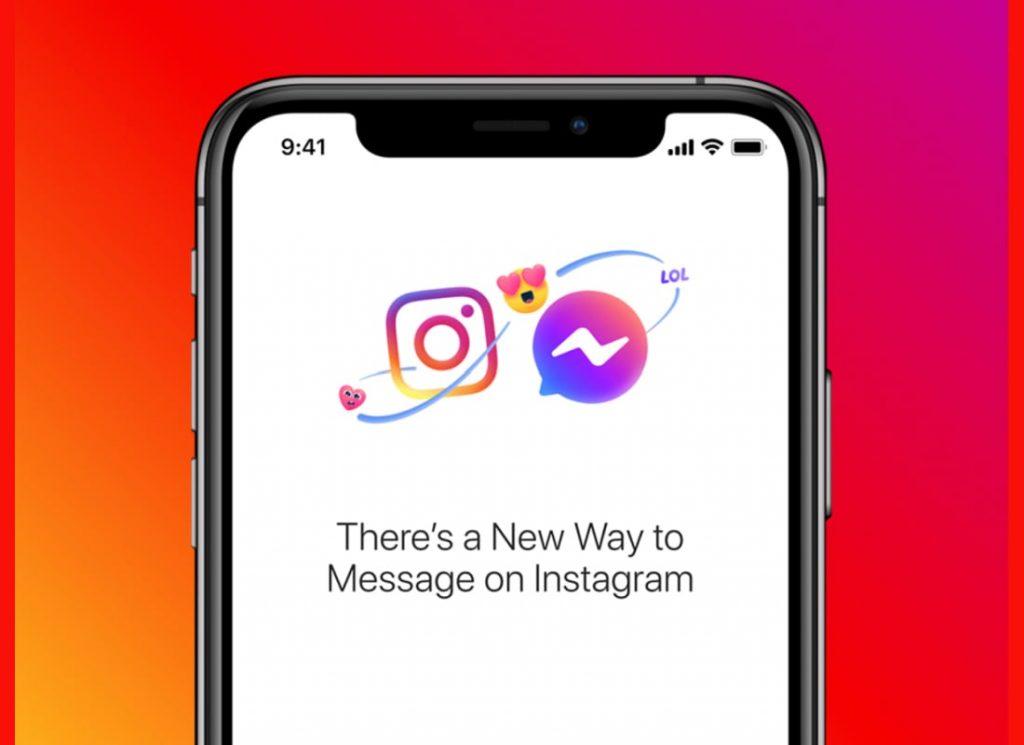 Facebook Merges Messenger With Instagram