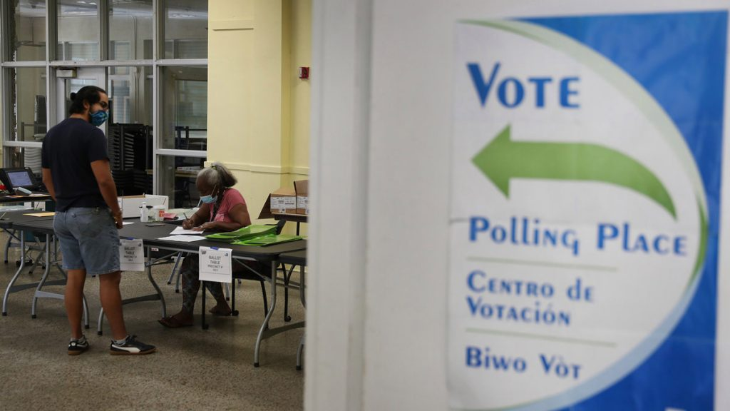Florida extends deadline after voter registration site crash - NBC6 South Florida