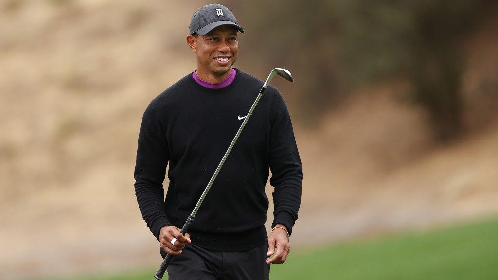 For Tiger Woods, JoJo surpassed the progress score on Friday