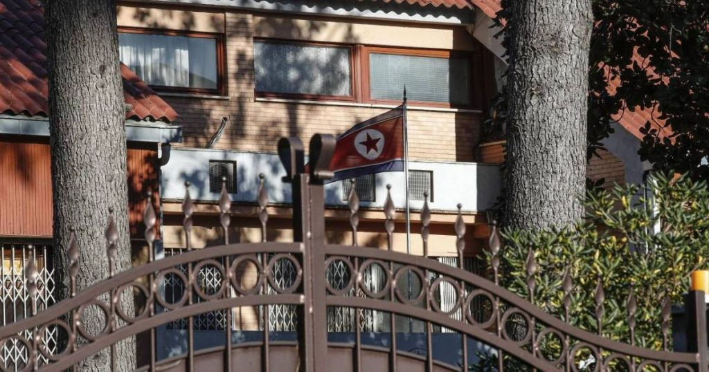 Former North Korean diplomat in Italy on the sidelines: Report |  North Korea