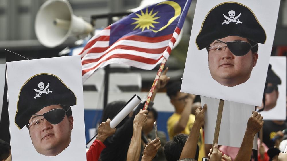Former Trump fundraising illegal 1MDB, China lobbying    China