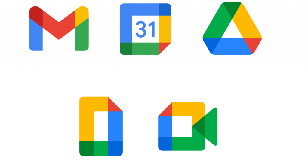G Suite is now Google's workspace in an attempt to integrate Gmail, Chat and Docs.