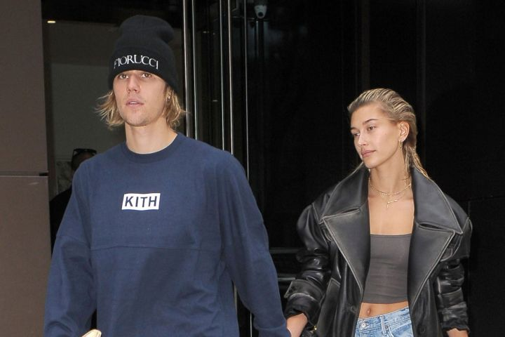 Hayley Bieber reveals why she avoided kissing her husband Justin 'for so long'.
