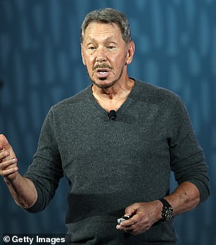 Oracle CEO Larry Ellison has donated millions of dollars to Security Is Strength PAC, which pays for ads supporting Graham's re-election bid, reports The Verge