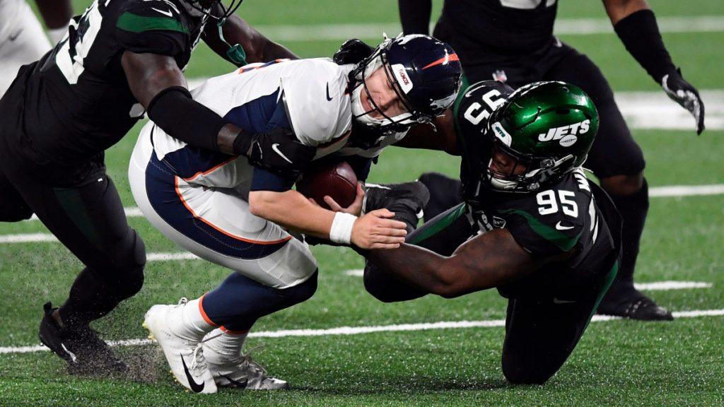 Jets-Broncos: Adam Guys embarrassed himself in football on Thursday night