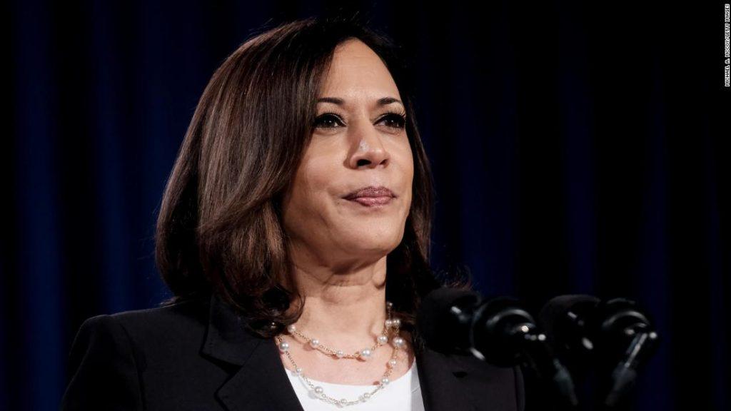 Kamala Harris: Biden's campaign suspends companion's journey after two people test positive for coronavirus
