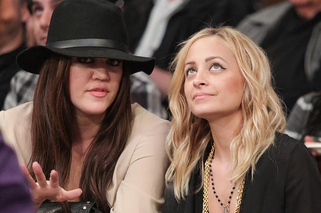"""Klose Kardashian jokes about having """"five faces"""""""
