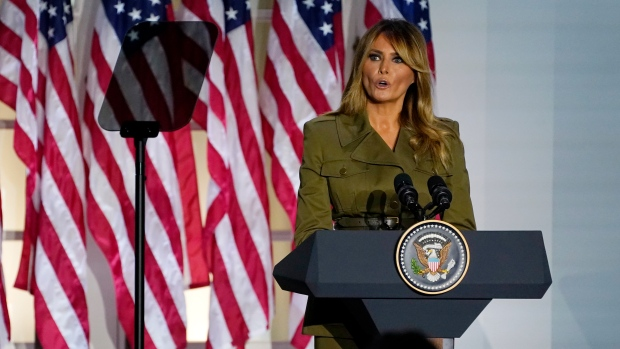 Knicks kicked off Melania Trump's campaign after coughing after being diagnosed with COVID-19