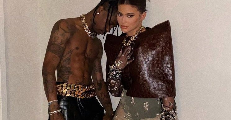 Kylie Jenner and Travis Scott meet again for a photo shoot