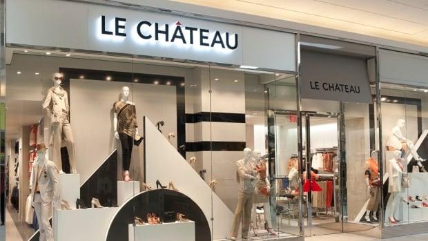 Le Chateau left the business, blaming COVID-19
