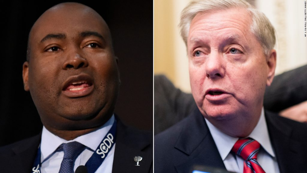 Lindsay Graham's refusal to test Kovid-19 changes U.S. Senate debate in South Carolina