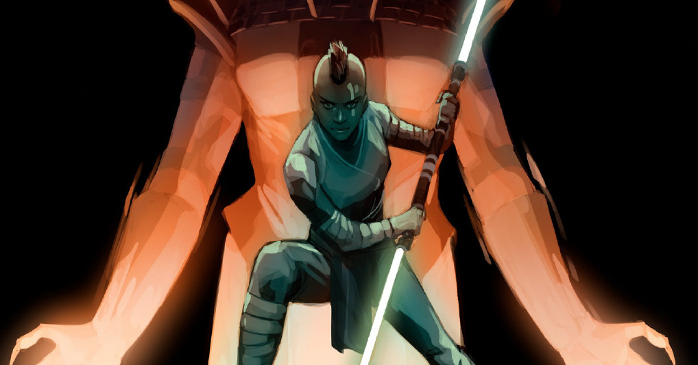 Marvel Comics Star Wars: The High Republic Comic gets a new preview