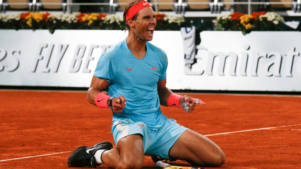Nadal tops Djokovic for 13th French Open title, equals Grand Slam record