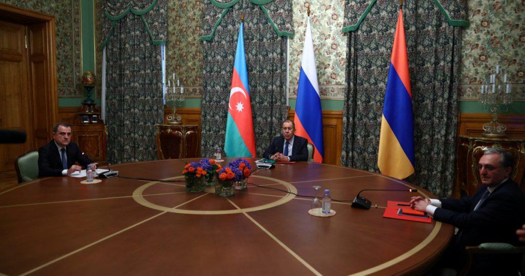 Nagorno-Karabakh: Ceasefire comes into effect in Armenia, Azerbaijan    Asia