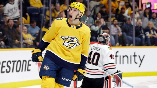 Nashville Predators Trade Nick Bonino, Choose Minnesota Wild for Luke Kunin