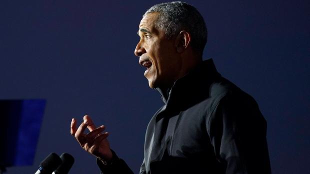 Obama praised Canada's COVID-19 response