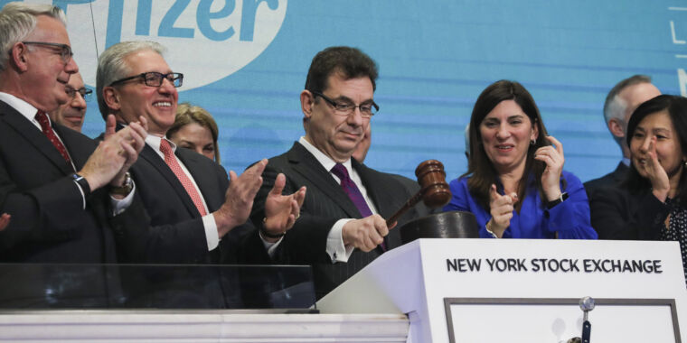 Pfizer hopes for COVID-19 vaccine data ahead of the election