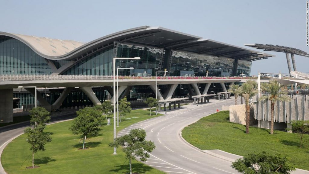 Qatar Airways: Women on board receive 'inappropriate' treatment after leaving baby at Doha airport