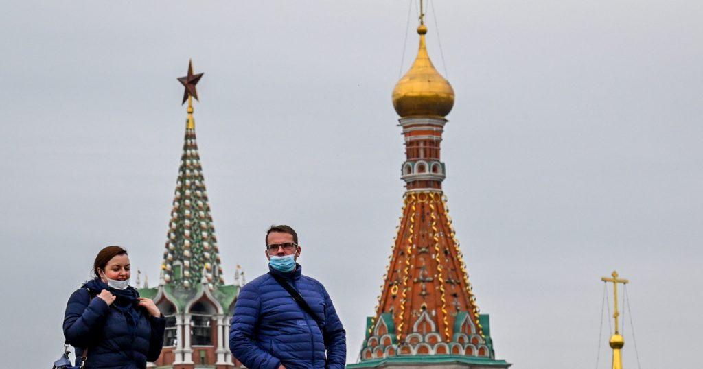 Russia reports single-day increase in coronavirus cases |  Russia