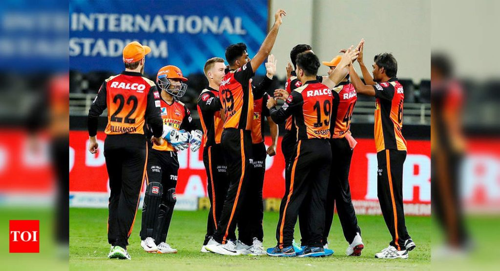 SRH vs DC, IPL 2020: All-round Sunrisers Hyderabad beat Delhi by 88 runs to keep play-off hopes alive    Cricket news