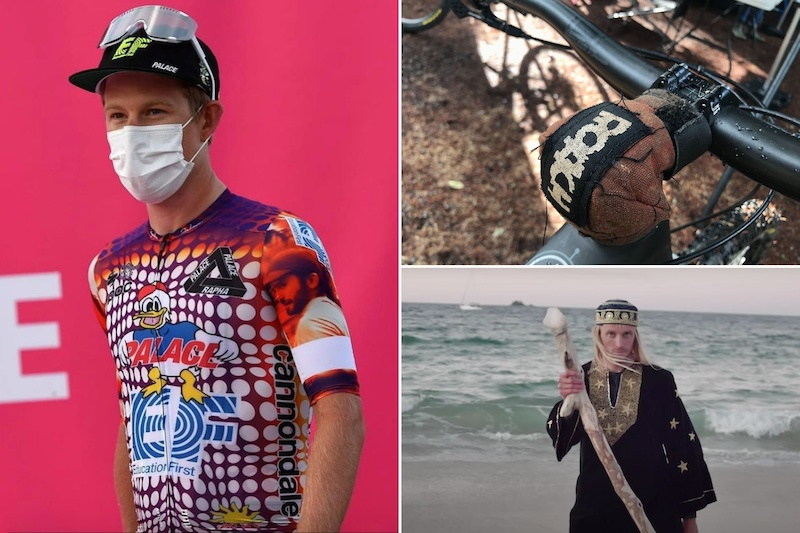 Slack Randoms: Fokey Flies, Surfing Wizards & the Ugliest Kit in Cycling History?