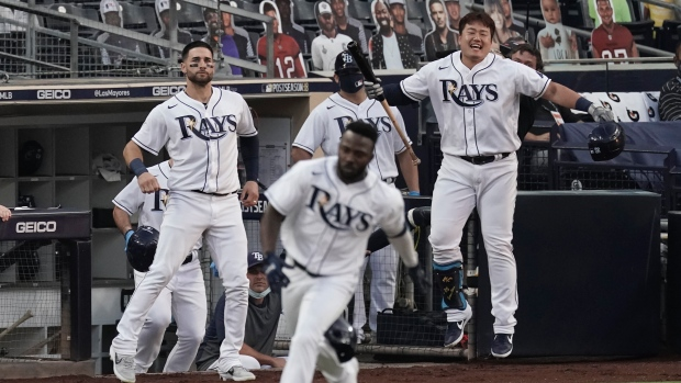 Tampa Bay Race stops the return of the Houston Astros to advance to the World Series
