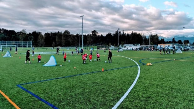 The Children's Soccer Club takes over the security agency after parents expressed outrage against the COVID-19 regulations