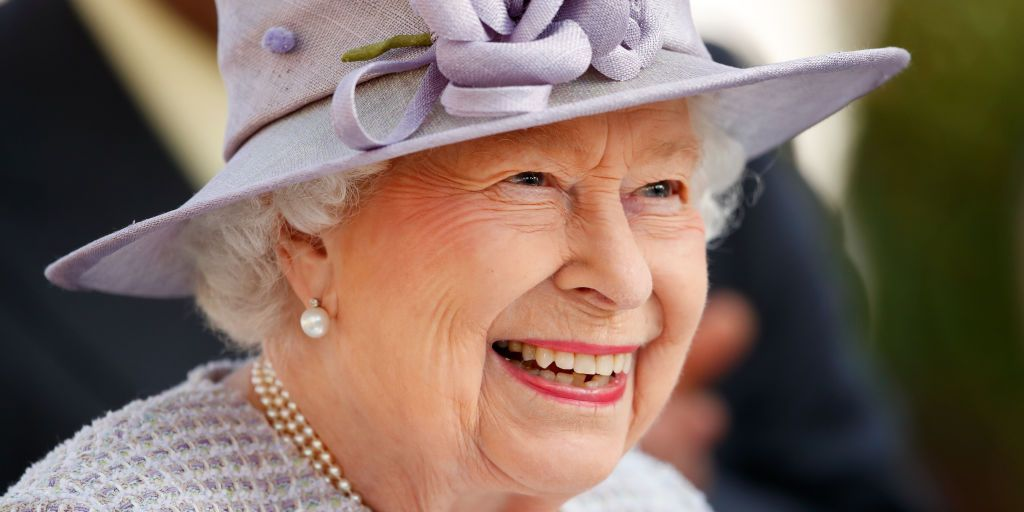 The royal biographer said the queen would step down when she reached her 95th birthday