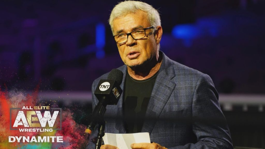 Tony Khan comments on Eric Bischoff's appearance on AEW Dynamite