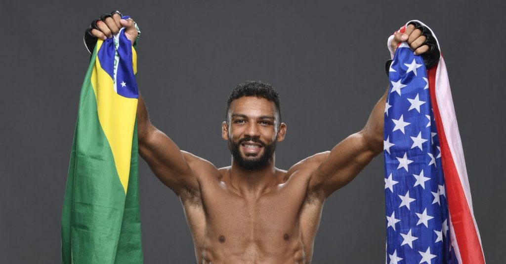 UFC Fight Island 5 Results: Matches for 'Moraes vs. Sandhagon' Main Card Winners