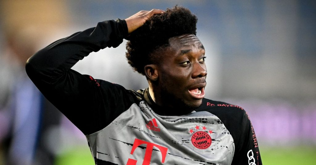 UPDATE: Alfonso Davis Misses 6-8 Weeks After Severe Ankle Injury vs Eintracht